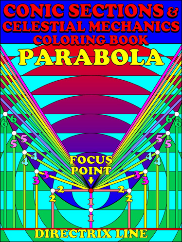 Conic Coloring Book